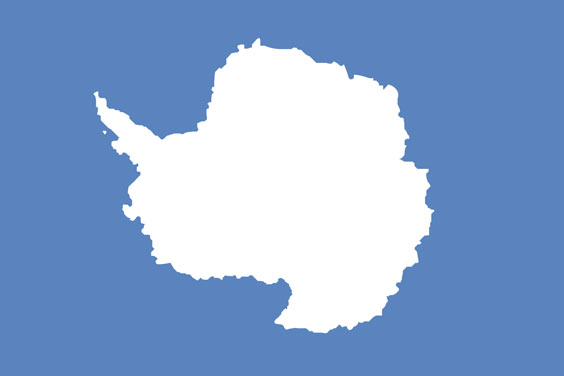 Antarctica Outline