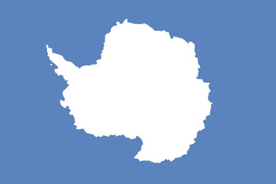Antarctica Outline