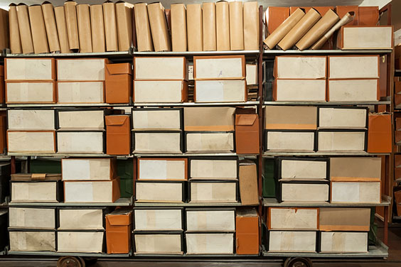 Archival Records Storage