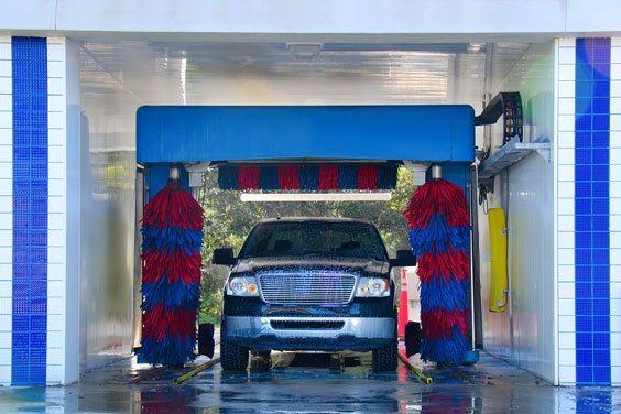 Automated Car Wash