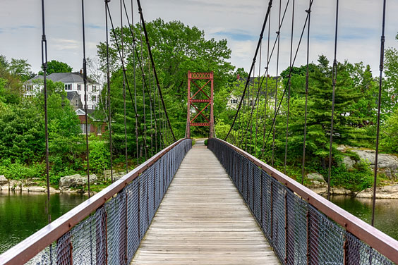 Androscoggin Pedestrian Bridge
