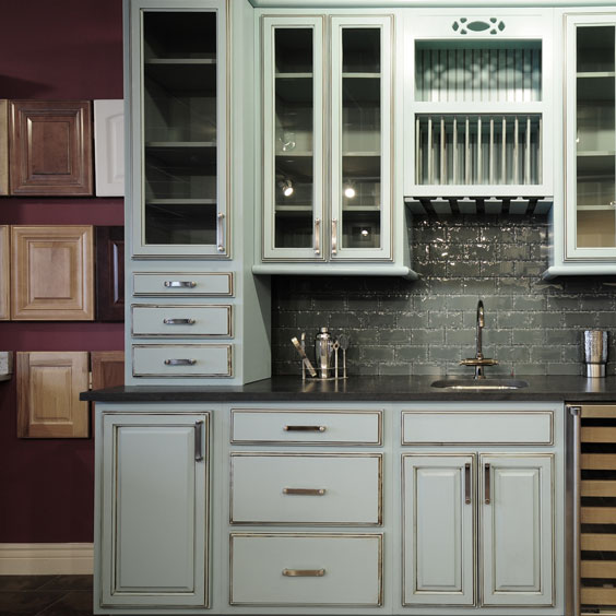 Cabinetry Samples