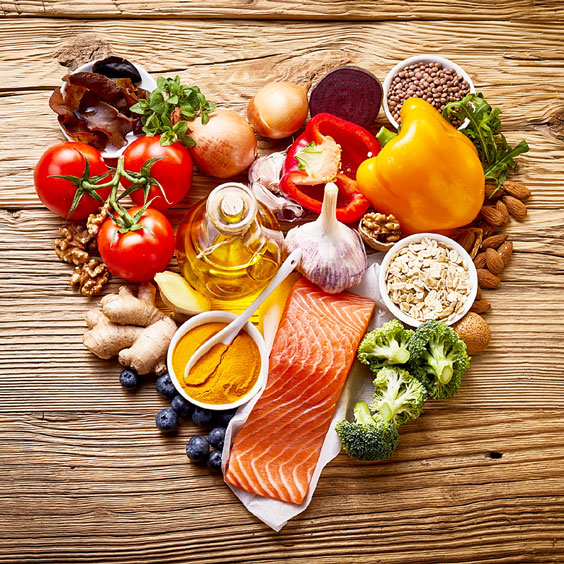 Heart-healthy, Cardiovascular Diet