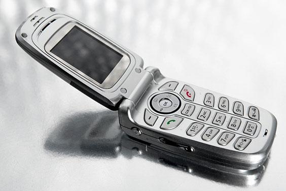 Old Flip Phone
