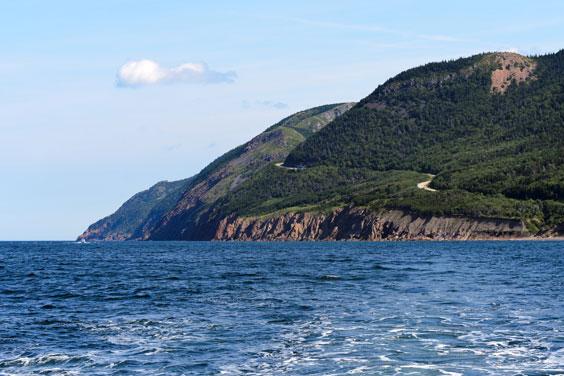 Cape Breton Island Coastline