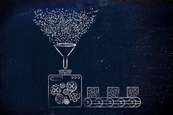 Data Processing Concept