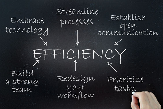 Contributions to Efficiency