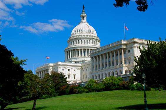 United States Capitol in Washington, DC