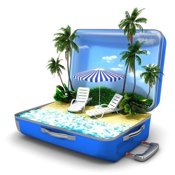 Beach Vacation Getaway