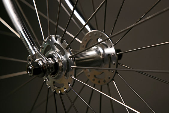 Bicycle Wheel Hub