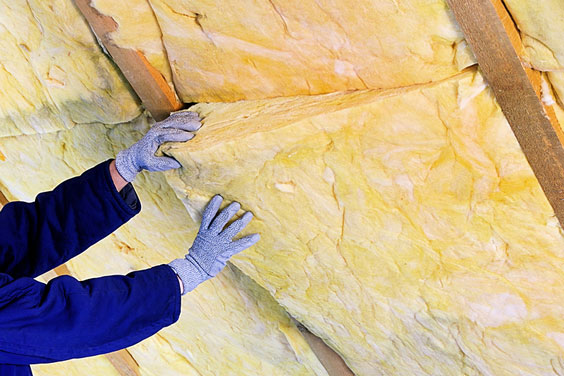 Installing Rock Wool Insulation