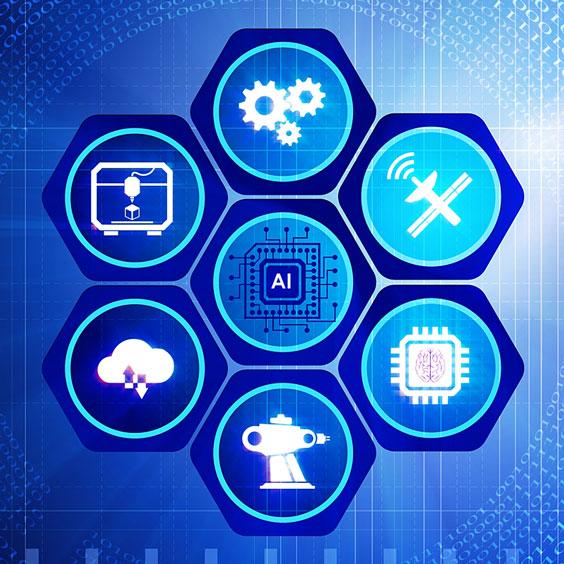 Artificial Intelligence Diagram