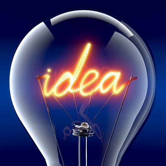 Idea in a Light Bulb