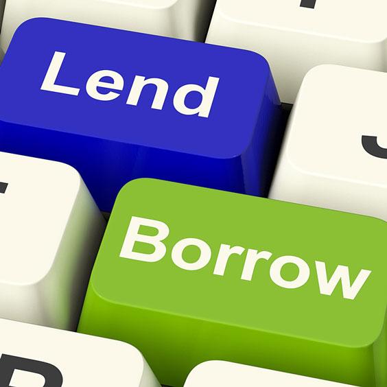 Loans Involve Lending and Borrowing