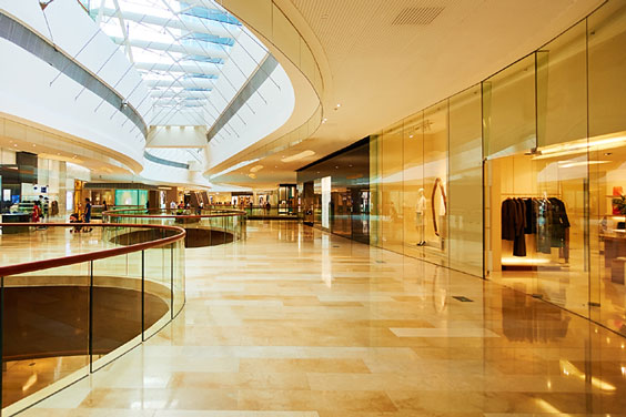 Shopping Mall Stores