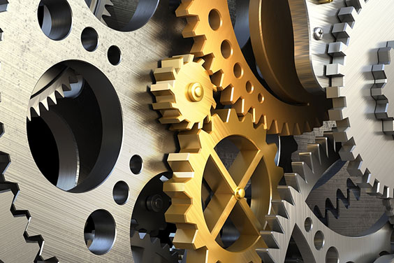 Precision Clockwork Mechanism
