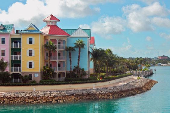 Nassau, Bahamas Townhouses