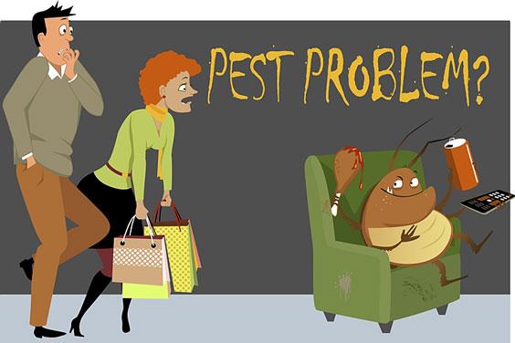 Got Pest Problem?