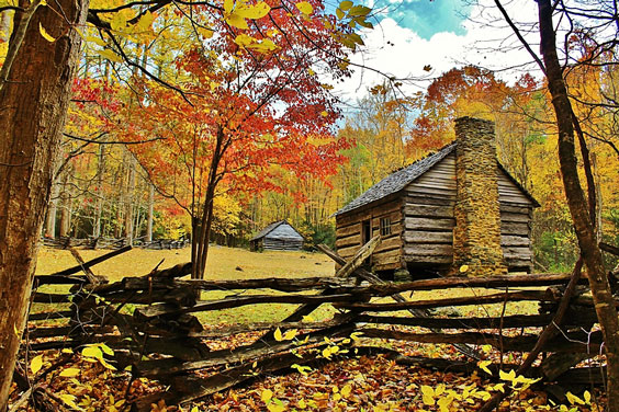 Tennessee Pioneer Cabin
