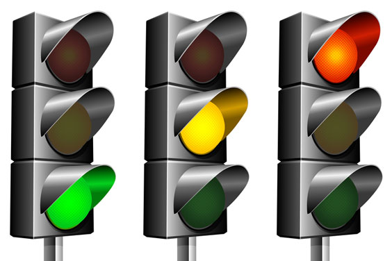 Traffic Signals Regulate Traffic Flow