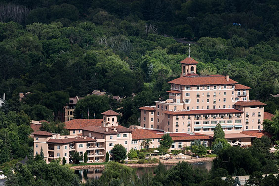 Resort Hotel in Colorado Springs