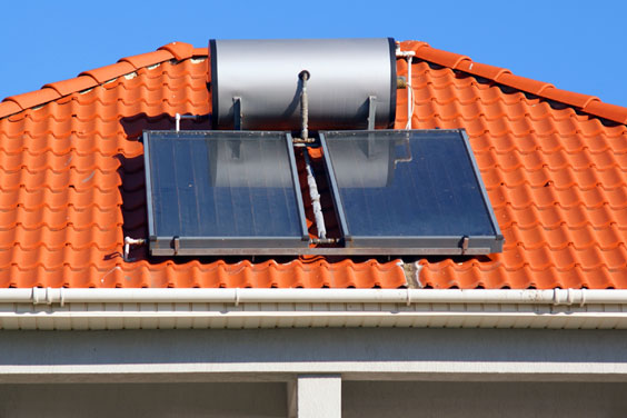 Rooftop Solar Energy Installation