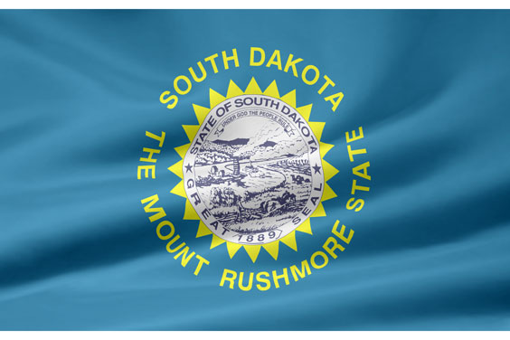 South Dakota Flag