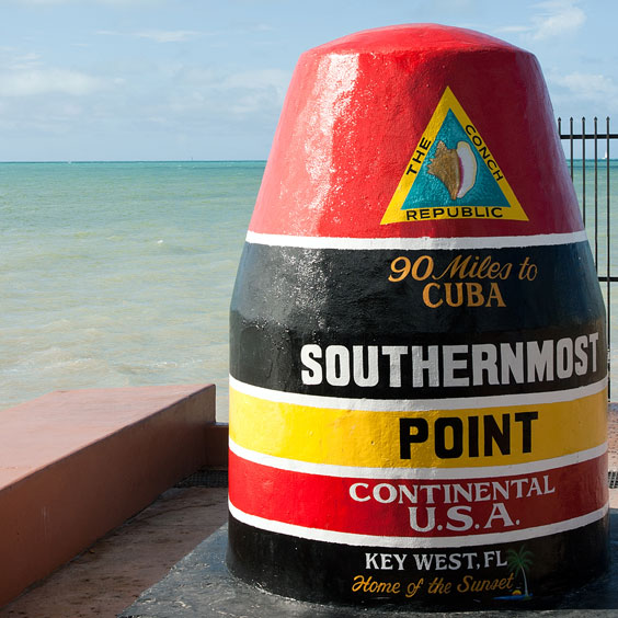 Southernmost Point in Continental USA