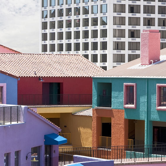 La Placita Village, Tucson, Arizona