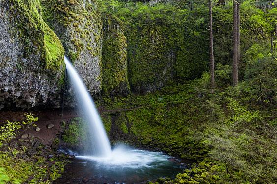 Upper Ponytail Falls