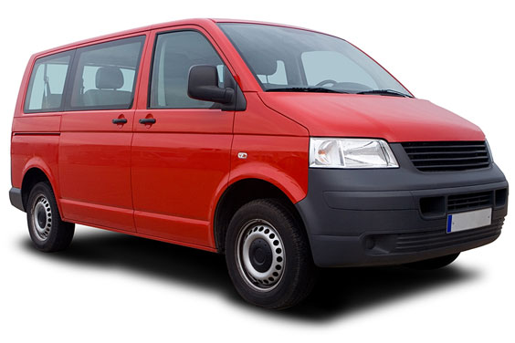 Large Passenger Van